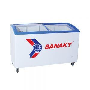 Tủ đông mặt kính cong Sanaky VH-4899K