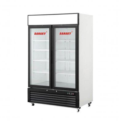 Tủ đông đứng Sanaky VH-1368K
