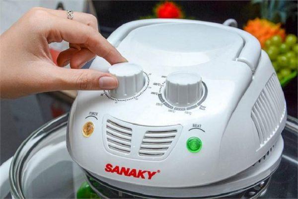 Lò nướng Sanaky có tốt không?